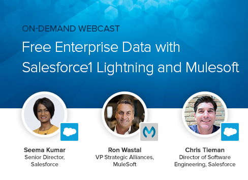 Salesforce1 Lightning Webcast