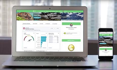 Sales Cloud PRM  Demo
