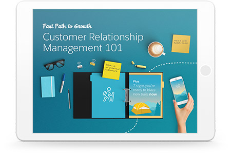 CRM 1010 - SalesforceIQ E-Book