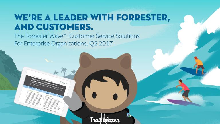 2017 Forrester Report