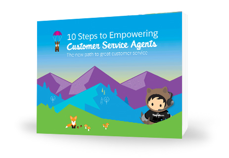 10 Steps to Empowering Customer Service Agents