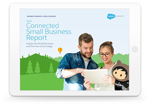 Connected Small Business Report