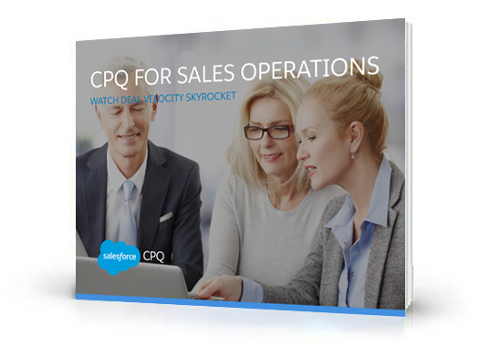 CPQ for Sales Operations e-book