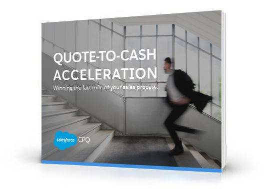 Quote-to-Cash Acceleration e-book