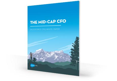 The Mid-Cap CFO White Paper - Salesforce CPQ
