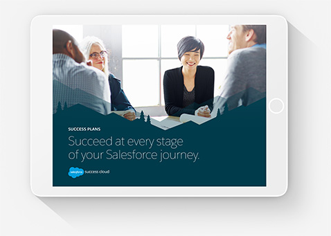 Salesforce Success Plans image