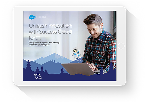 Find resources, training, and guidance to reach your top IT goals e-book