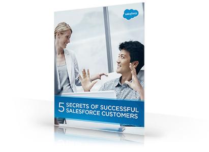 5 Secrets of Successful Salesforce Customers