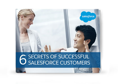5 Secrets of Successful Salesforce Customers