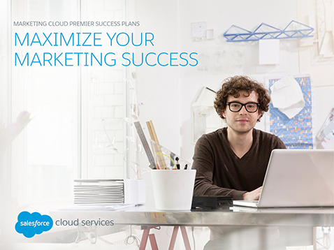 Marketeing Cloud Success Services
