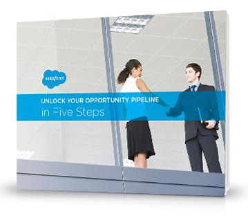 Unlock your opportunity pipeline in five easy steps