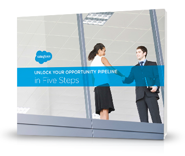 Unlock Your Opportunity Pipeline in Five Steps