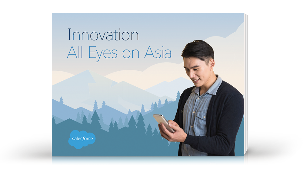 Innovation: All Eyes on Asia