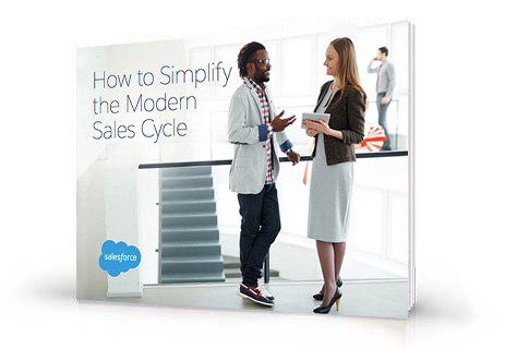 Simplifying the Modern Sales Cycle