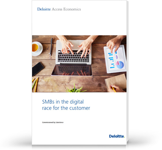SMBs in the digital race for the customer