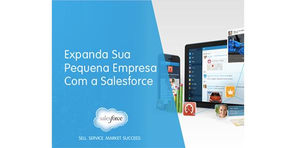 eBook Expanda a Sua Pequena Empresa com a Salesforce.