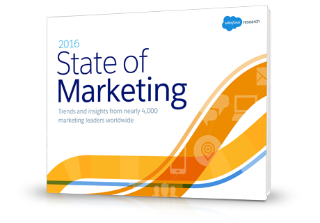 2016 State of Marketing
