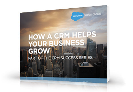 How a CRM Helps Your Business Grow e-book