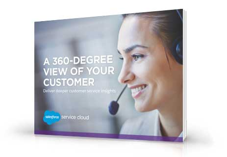 A 360 Degree View of Your Customer