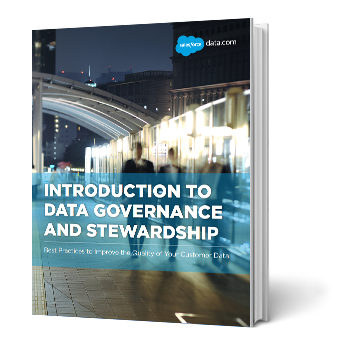 Introduction to Data Governance and Stewardship
