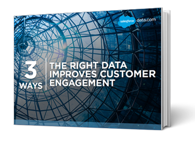 3 Ways the Right Data Improves Customer Engagement