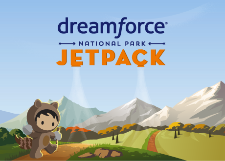 The Dreamforce Jetpack 2017