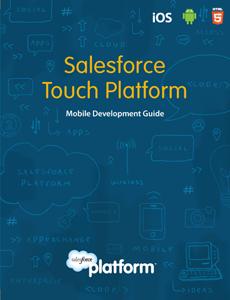 Libro sobre la plataforma Touch