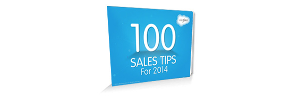 100 Sales Tips for 2014 eBook
