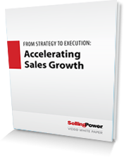 From Strategy to Execution. Accelerating Sales Growth.