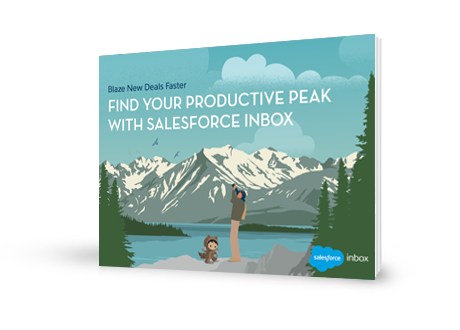 Find your productivity peak with Salesforce Inbox