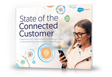 State of Connected Customer