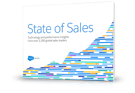 2015 State of Sales Report