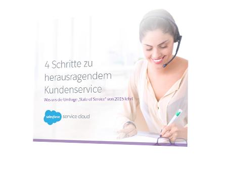 4 Schritte zu herausragendem Kundenservice