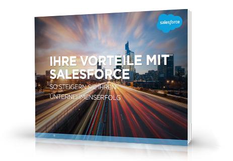 Die Vorteile von Salesforce