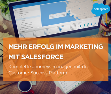 Salesforce für Marketingexperten