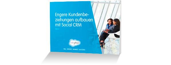 E-Book: Stärkung von Kundenbeziehungen mit vernetztem CRM