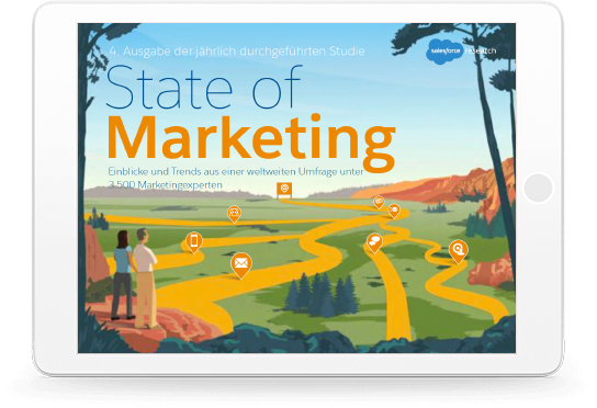 "Bericht ""2017 State of Marketing"""