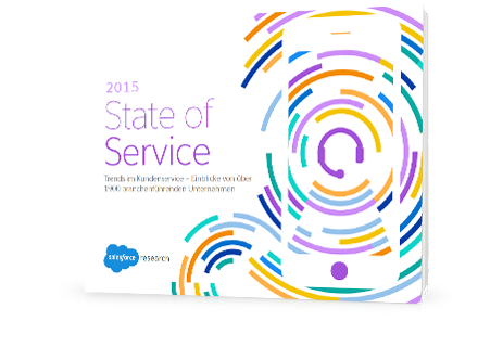 "Bericht ""2015 State of Service"""