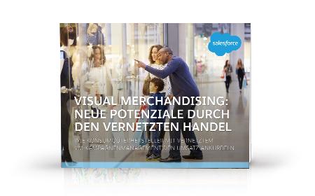 Visual Merchandising: Neue Potenziale durch vernetzten Handel