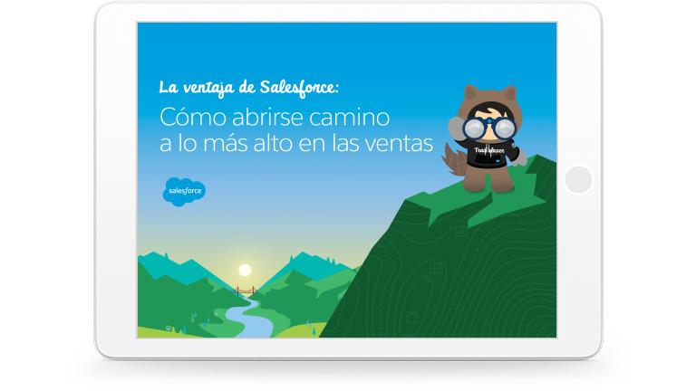 Cómo puede ayudarle Salesforce a encontrar nuevos caminos hacia el éxito