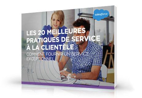 Les 20meilleures pratiques du service à la clientèle