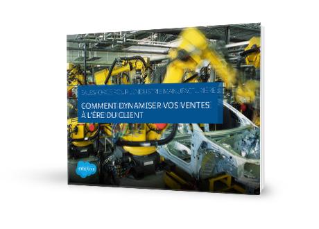 E-book Salesforce pour l'industrie manufacturière