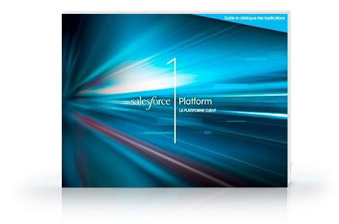 Guide sur les applications et galerie de la Salesforce1Platform