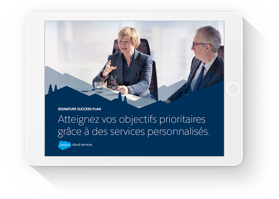 Image Success Plans de Salesforce