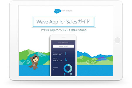 『Wave App for Salesガイド』