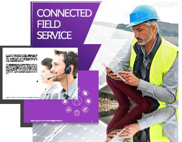 """CONNECTED FIELD SERVICE""""つながるフィールドサービス"""" で顧客体験を刷新するためのベストプラクティス"""