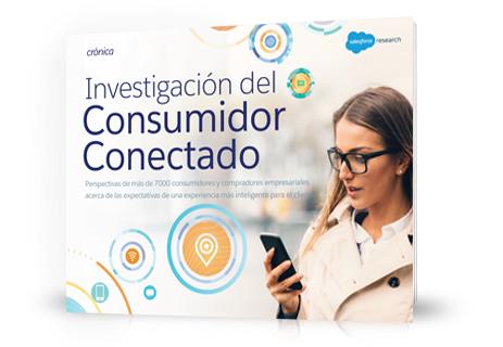 Informe Salesforce: investigación del consumidor conectado