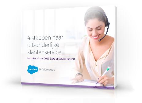 4 stappen voor uitmuntende klantenservice