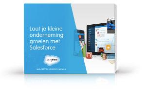 Laat je kleine onderneming groeien met Salesforce