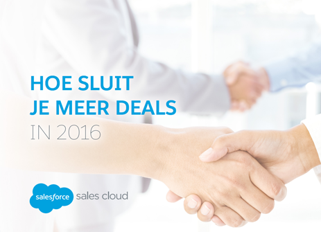 Hoe sluit je meer deals in 2016